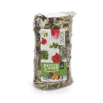 PUUR Hay Roll Flowers 200g